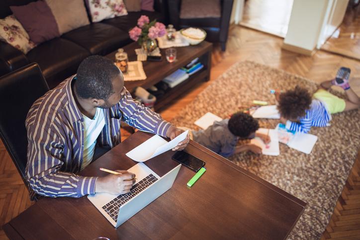 Working from home coronavirus